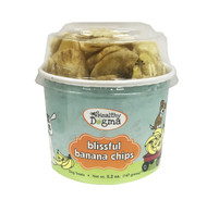 Blissful Banana Crisps Treats (5.2 oz Cup)