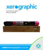 Phaser 7500 Color Printer Genuine Xerox Metered Magenta Toner Cartridge 106R01448 106R1448