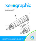 Xerox Genuine Developer Housing Assembly  848K34922 604K63570 604K63571 Xerox WorkCentre 7500 Phaser 7800 - 848K34922 604K63570 604K63571