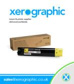 Xerox Phaser 6700 Genuine Page Pack Yellow Toner Cartridge 106R01521 106R1521