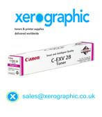 C - EXV 28 2797B002AB Genuine Canon Magenta Cartridge Image Runner Advance C5045 / C5051 / C5250 / C5255