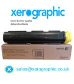 Xerox Versant 2100 / 3100 Press Genuine Metered Yellow Toner Cartridge 006R01629