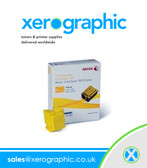 Xerox ColorQube 8570 Series Genuine Metered Yellow Wax Ink 108R00948 108R948