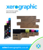 Xerox WorkCentre 7525, 7530, 7535, 7545, 7556, 7830, 7835, 7840, 7855, 7970 Genuine DMO CYMK Toner Cartridge 006R01517 006R01518 006R01519 006R01520