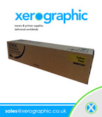 Xerox WorkCentre 7132  7232  7242, Genuine Yellow Toner Cartridge - 006R01263
