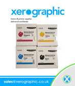 Phaser 8560 8560MFP Set of Genuine Xerox Solid Ink Value Pack  CMYK
