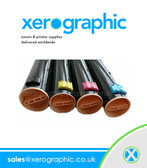 Xerox Phaser 7750 EX7750 Full Set CYMK Genuine Toner Cartridge 106R00652 106R00653 106R00654 106R00655
