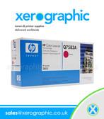 Genuine HP Magenta Print Cartridge - Q7583A