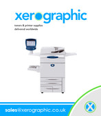 Xerox Docucolor 250 Professional Printing Machine Fantastic Condition with Only 335K Total Usage on the Clock Come With  Professional Finisher