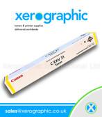 Canon Genuine Yellow Toner Cartridge C-EXV 31 2804B002AA C7055 / C7065