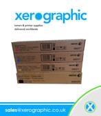 Xerox 7525/30/35/45/56 CYMK Genuine Full Set Toner 006R01509 006R01510 006R01511 006R01512