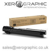 Xerox WorkCentre 7120 7125 7220 7225 Genuine Black Toner Cartridge 006R01457 6R1457