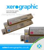 Xerox Color 800 1000 CMYK Set Genuine Toners Cartridge 006R01470 006R01471 006R01472 006R01473