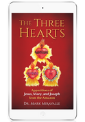 The Three Hearts - ebook