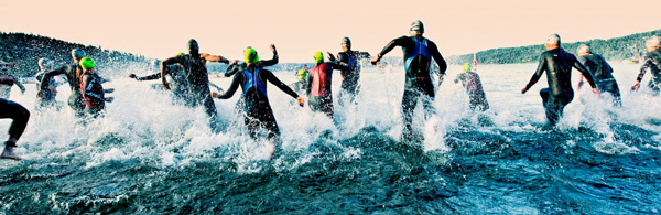 Swimwear, wetsuits and Goggles