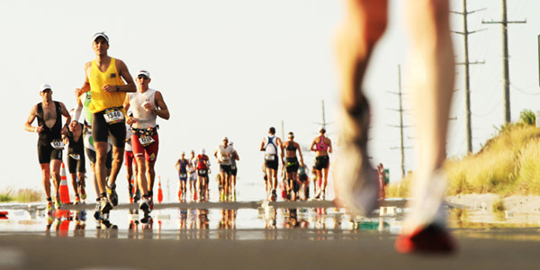 Running for leisure or for racing - run gear to choose