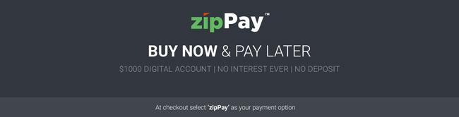 ZipPay - Buy Now at Ezi Sports, Pay Later with ZipPay