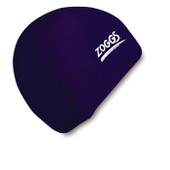 Zoggs Silicone Swim Cap - Purple