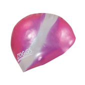 Bright and fun - silicone swim cap