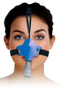 SLEEPWEAVER CPAP MASK BEIGE WITH HEAD GEAR (AC1215)