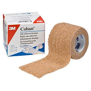 3M COBAN SELF ADHERENT WRAP 10CM X 4.5M (AC3555)