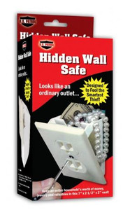 HIDDEN WALL SAFE (AC6232)