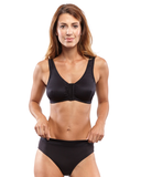 FULL FREEDOM COMFORT BRA BLACK (AC6030)