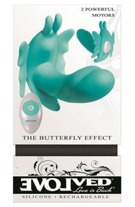 EVOLVED THE BUTTERFLY EFFECT DUAL STIMULATOR (AC6250)