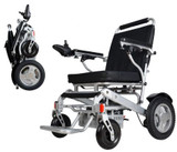 "EZEE 2G FOLD PRO ELECTRIC WHEELCHAIR 12"" REAR WHEELS (AC6281*)"