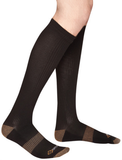COPPER 88 LADIES KNEE SOCKS (AC5515)