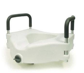 BIOS LIVING RAISED TOILET SEAT (AC6286)