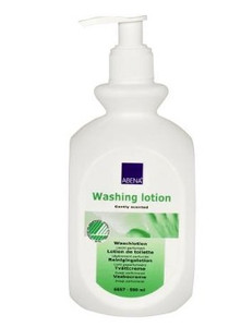 ABENA WASHING LOTION RINSELESS 500 ML (AC6331)