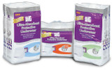 AMG ULTRA ABSORBENT PROTECTIVE UNDERWEAR FOR MEN AND WOMEN