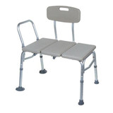 DRIVE MEDICAL HEAVY DUTY PLASTIC TRANSFER BENCH