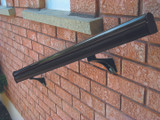 OUTDOOR ALUMINUM GRAB RAILS