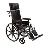 "VIPER 12"" PLUS RECLINING WHEELCHAIR DRIVE MEDICAL"