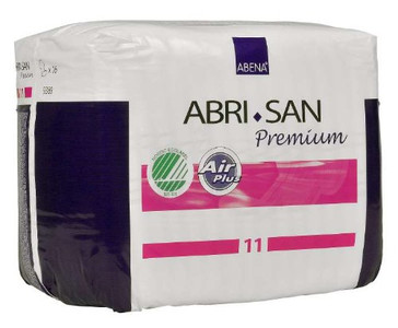 ABENA ABRISAN AIR PLUS PADS X PLUS 11