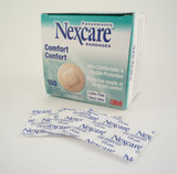 COMFORT ADHESIVE DRESSING SPOTS 7/8IN