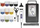 WAHL COLOR PRO 17 PIECE COLOR CODED HAIRCUT KIT