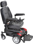 TITAN STANDARD POWER WHEELCHAIR FRONT WHEEL DRIVE