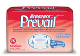 SAMPLE OF PREVAIL BREEZERS ADULT DIAPER