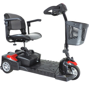 Spitfire Scout Deluxe 3 Wheel Travel Scooter