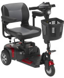 Phoenix Heavy Duty Travel 3 Wheel Scooter - 1