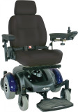 "Image 18"" Standard Mid Wheel Power Wheelchair - 1"