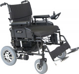 "Wildcat 24"" Folding Rear Wheel Power Wheelchair - 1"