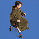 Fleece Mobility Cape