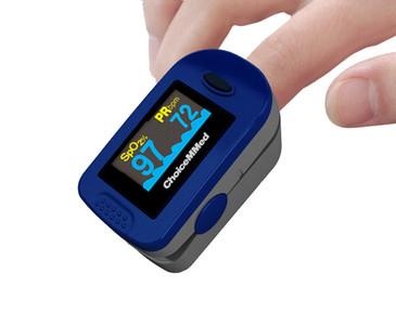 Buy Choicemed Finger Pulse Oximeter Canada Agecomfort Com
