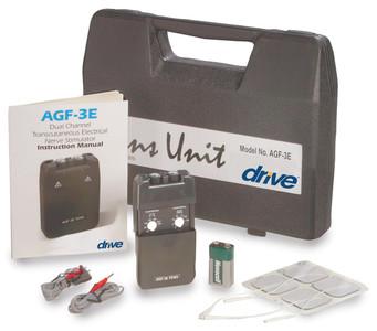 Drive Medical Economy Dual Tens Machine