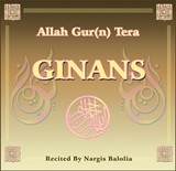GINANS CD VOLUME 3 BY NARGIS BALOLIA