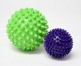 PURATHLETIC 2PC DUAL ACCUPRESSURE THERAPY BALLS